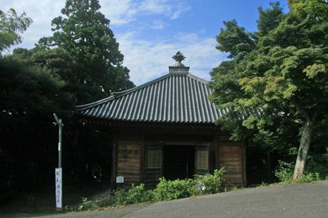 近江湖東<第1番長寿院(大洞弁財天)>_a0045381_1327751.jpg