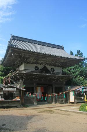 近江湖東<第1番長寿院(大洞弁財天)>_a0045381_16163253.jpg