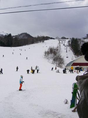 兵庫県のハチ北へ滑りに行ってきました。_e0173183_1513827.jpg