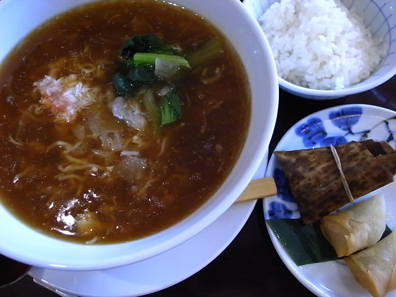 希須林で湯麺ランチ_d0122797_2154486.jpg
