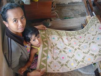 バリ島の家族とソンケット_a0120328_1836324.jpg