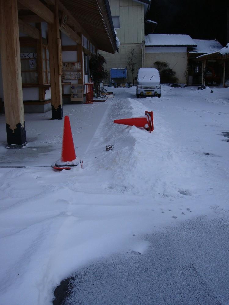 除雪作業_c0111229_19222424.jpg