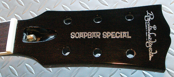店頭販売用に製作中の「Soapbar Special」の塗装が終了!_e0053731_19183654.jpg