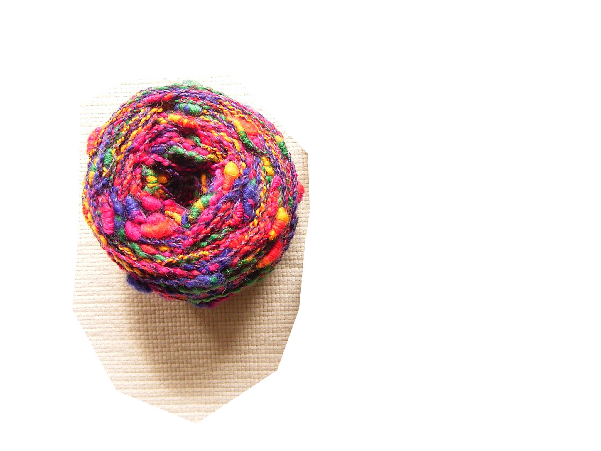 100gの毛糸    Yarn of 100g_b0029036_20205048.jpg