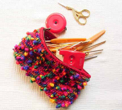 100gの毛糸    Yarn of 100g_b0029036_2026343.jpg