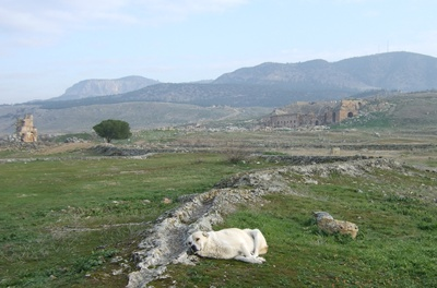 ヒエラポリス遺跡