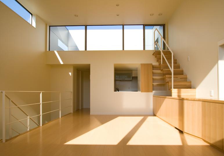 ライトコートの家 4 狭小住宅 建築家 シンプルなデザイン _e0127948_155979.jpg