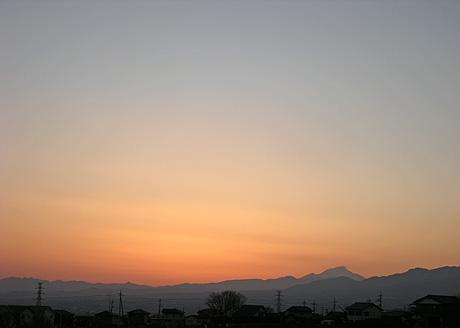 2月21日 日暮れが遅くなりました。_a0001354_21141866.jpg