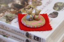 ねこ展@GARELIE PARIS~猫の雛人形/ベートーヴェン第九@  杉並公会堂_f0006713_6301947.jpg