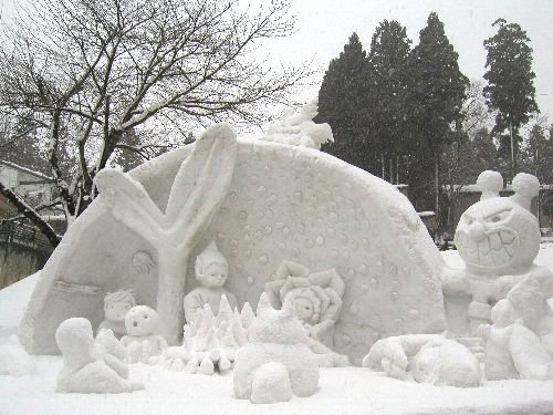 雪まつり @十日町。_b0157216_1149542.jpg