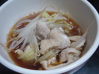 鶏水炊き_c0025217_20551970.jpg