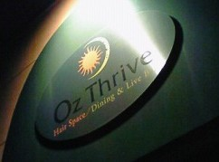 Live at Oz Thrive♪2009.2.21_c0139321_12132254.jpg