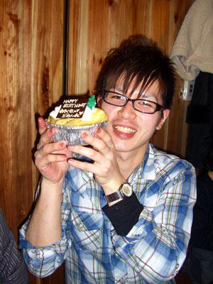 【brace小阪店】お誕生日会&お疲れ様会_c0080367_2011092.jpg