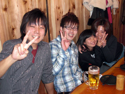 【brace小阪店】お誕生日会&お疲れ様会_c0080367_2093913.jpg