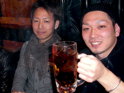 【brace小阪店】お誕生日会&お疲れ様会_c0080367_2094781.jpg