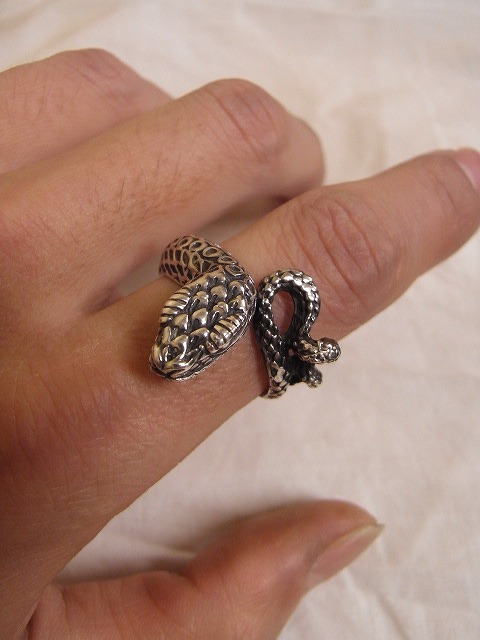 classique snake ring_f0049745_11453192.jpg