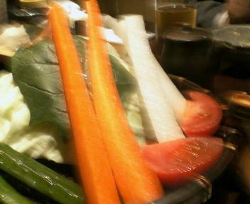 野菜が最高のご馳走ですね!_f0073848_22332738.jpg