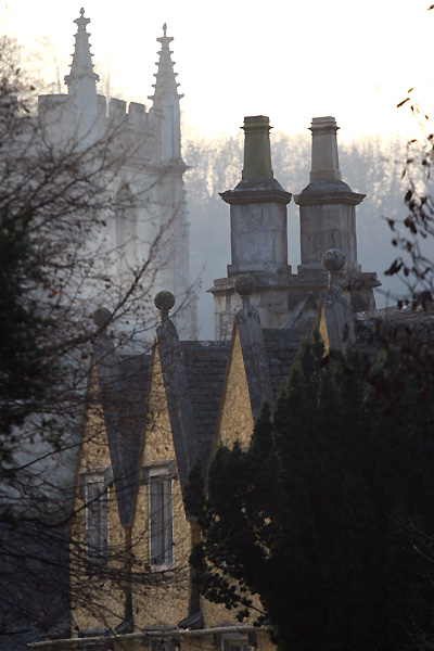 古い町並み・Castle Combe_d0081851_565355.jpg
