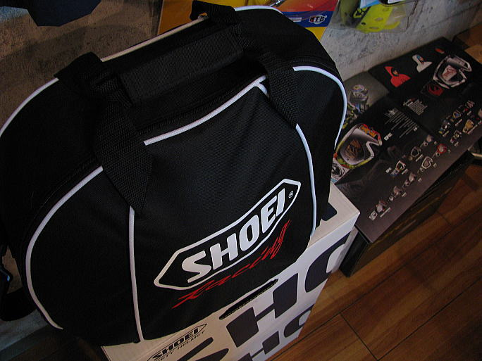 SHOEIヘルメットBag_f0178858_184884.jpg