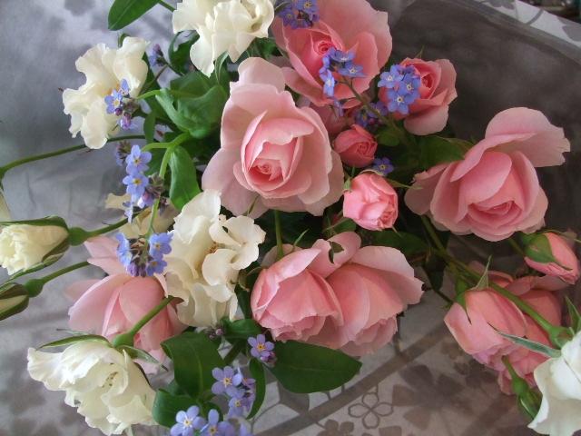 オークリーフ(お誕生日の花束)_f0049672_17314385.jpg