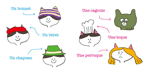 「帽子をかぶった猫のいる暮らしの話し。」のpetites_nouillesさん登場! _c0039735_14423964.jpg