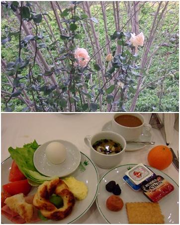 5日目の朝食