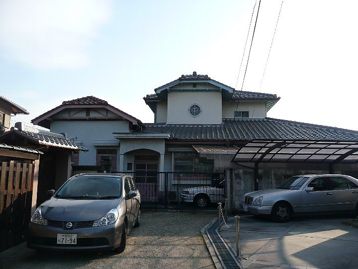 豊中の住宅3_c0112559_10483980.jpg