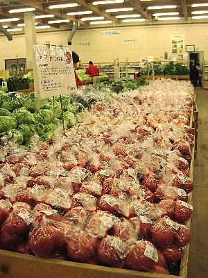 トマトがたくさん出荷されています。_c0141652_929216.jpg