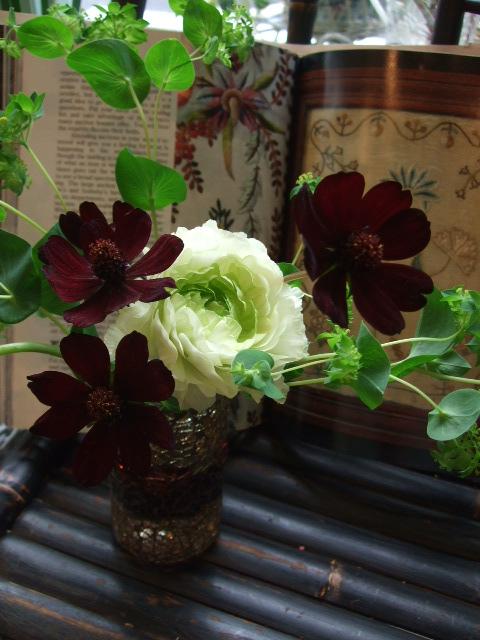 オークリーフ(白い忘れな草の花)_f0049672_14443848.jpg