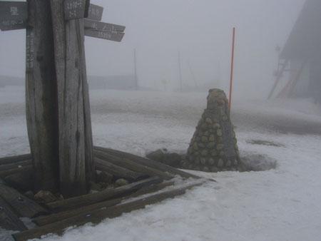 早すぎる雪解け_e0173183_23252554.jpg