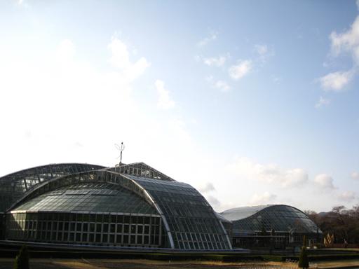 京都府立植物園観覧温室