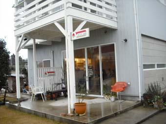 婦中の喫茶店―A.Y.C cafe―_e0008704_22275573.jpg