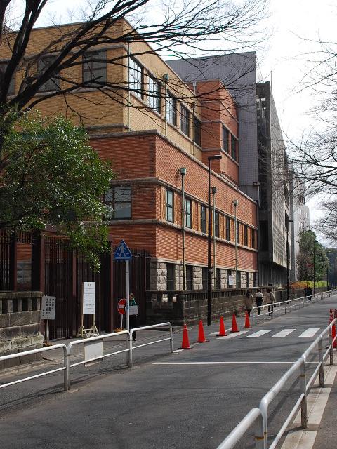 東京・上智大学1号館(木田保造施工作品探訪)_f0142606_17572785.jpg