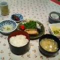 ホテルの朝食_b0106766_185212100.jpg