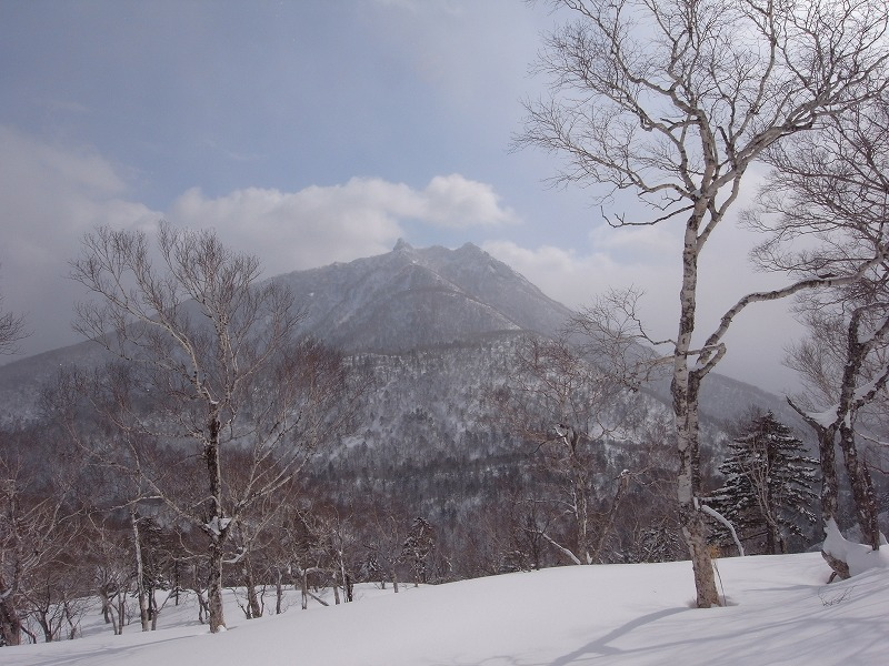 2月26日、オコタンペ山_f0138096_1637545.jpg