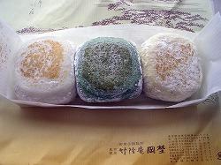 江戸からの和菓子(7)  こごめ大福_c0187004_9584152.jpg