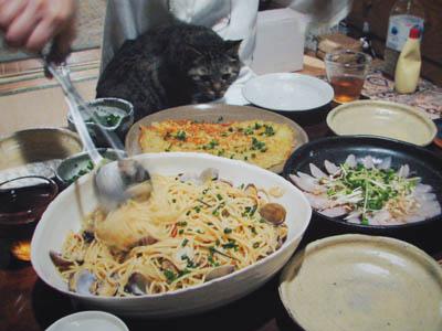 久保田家の食卓。_a0026127_1885458.jpg