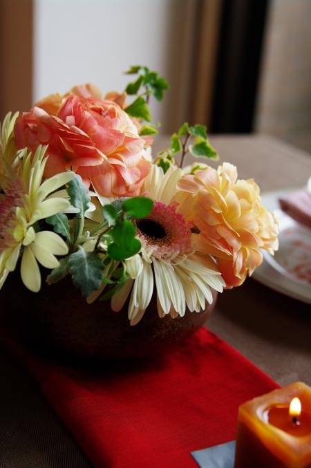 ひな祭りのテーブルコーディネート _d0145934_2044951.jpg