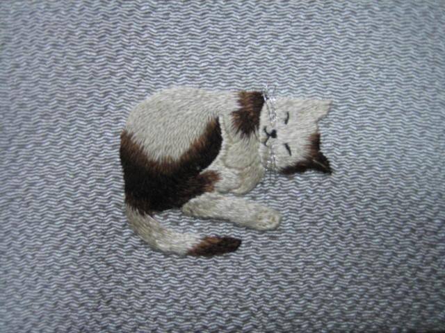 猫の草履とバッグ。_f0181251_16324944.jpg