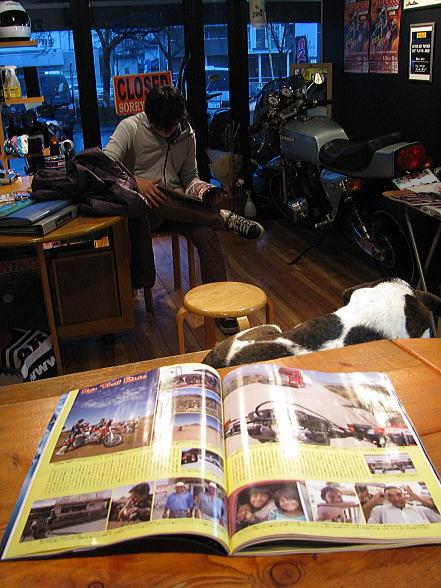 Road Rider【4】_f0178858_19211273.jpg