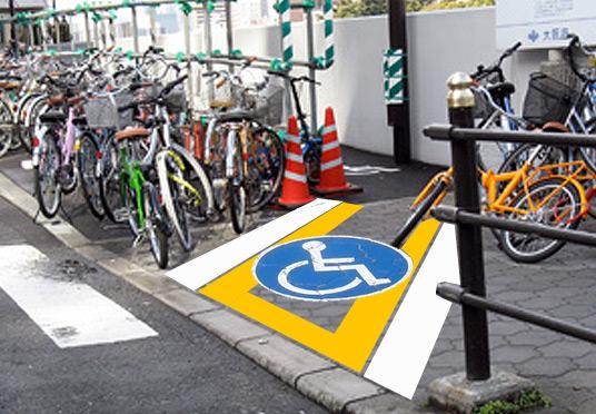 エレベータ通路の放置自転車は、、_c0167961_717453.jpg