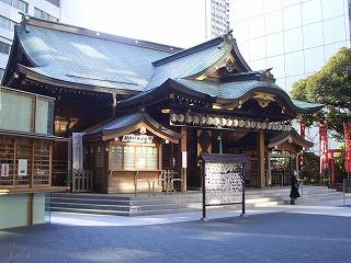 江戸屋敷にあった神社(1) 金刀比羅宮_c0187004_15334373.jpg