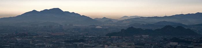 丘からの景色_a0096313_17335693.jpg