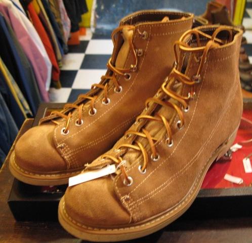 60\'S ラインマン(モンキー)ブーツ!_c0144020_13245960.jpg