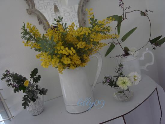 お花集合_c0198321_839937.jpg