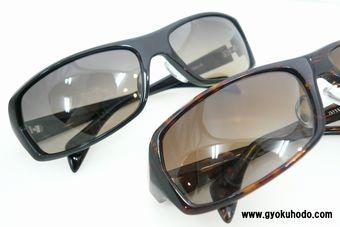ジャポニスムのサングラス。  by甲府店_f0076925_17594938.jpg
