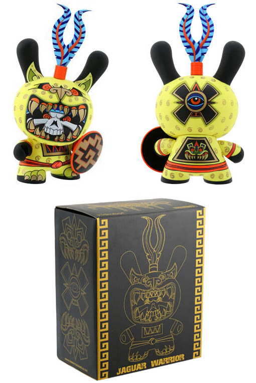 3月8日(日)午前0時、Jaguar Warrior Dunny。_a0077842_85792.jpg