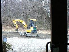 風路前の道路工事中です。_f0019247_1519065.jpg