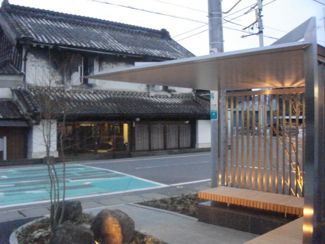 常陽銀行 筑波支店のこと_b0124462_1816111.jpg