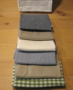 check&stripeの布が届きました☆_e0124597_024279.jpg